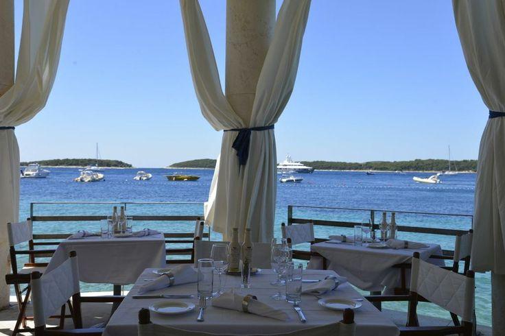 Bonj 'les bains' beach club | Suncani Hvar Hotels, Hvar, Croatia