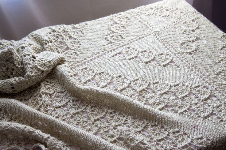 Knitting Patterns For Baby Blankets And Shawls : Best images about tips tricks on pinterest knitting