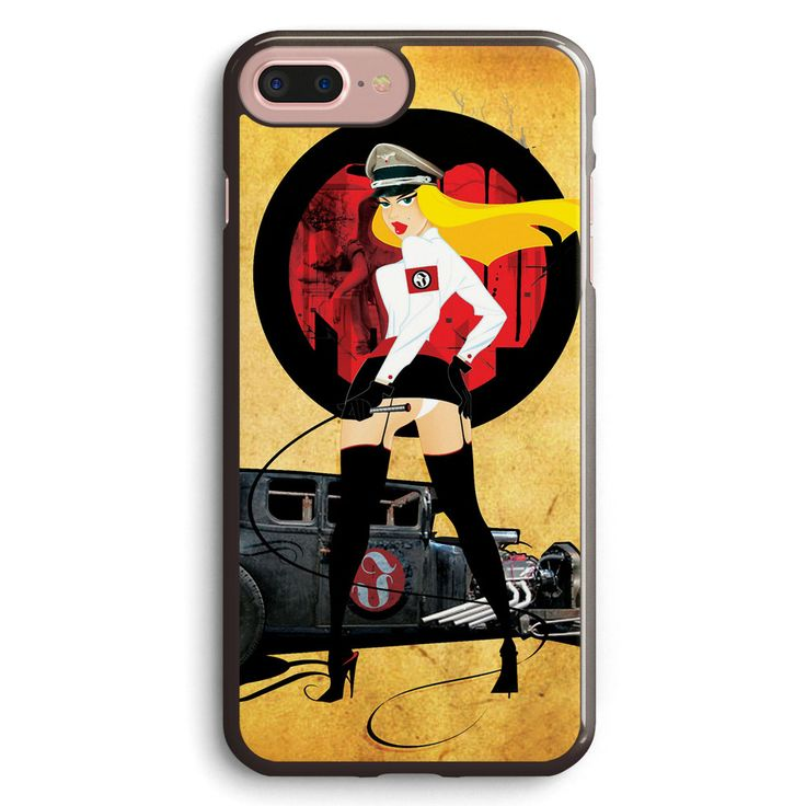 Illsa Apple iPhone 7 Plus Case Cover ISVG607
