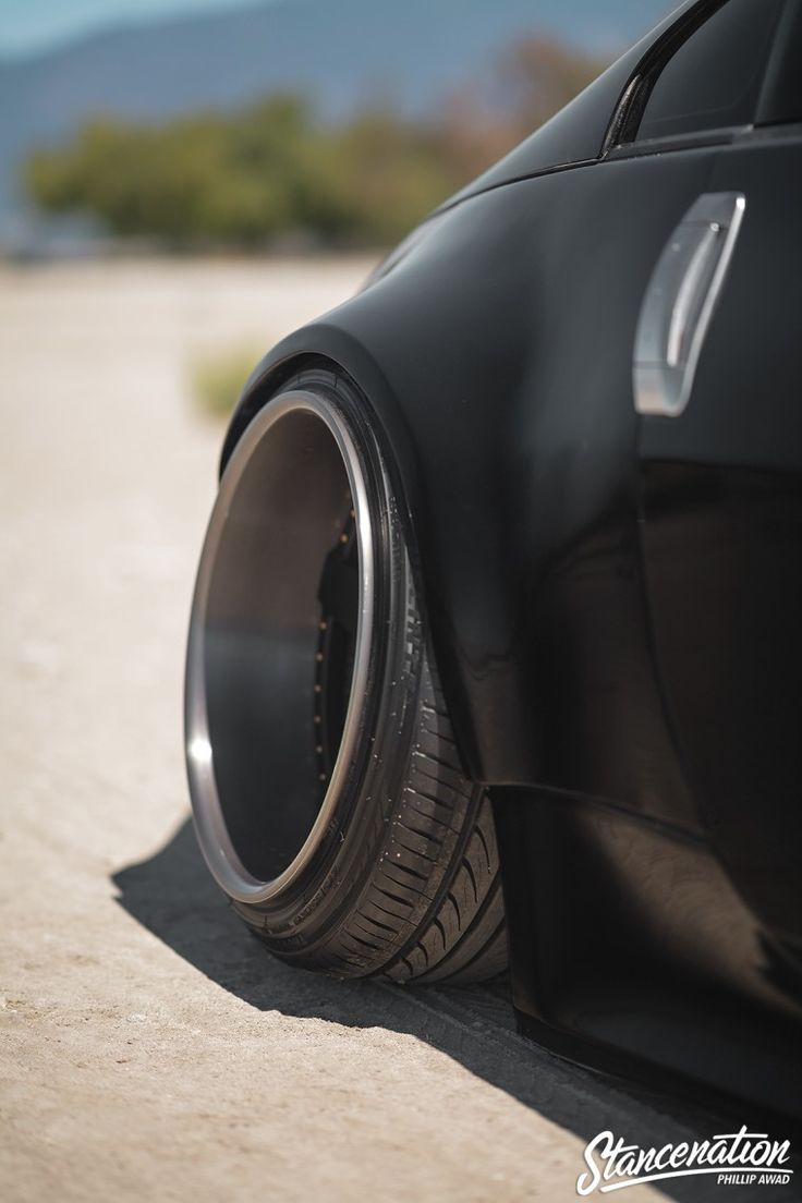 PUSHIN' LIMITS // HENRY MARTINEZ'S NISSAN 350Z