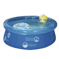 Piscina Inflável Redonda em PVC Mor 1000 Litros Splash Fun 001048