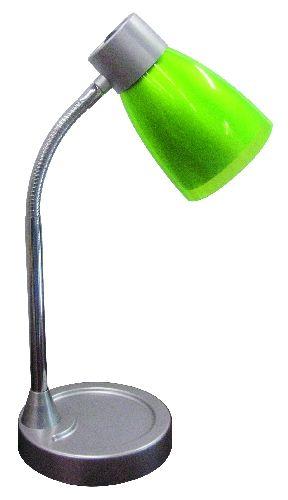 Bruno - pracovná lampa zelená