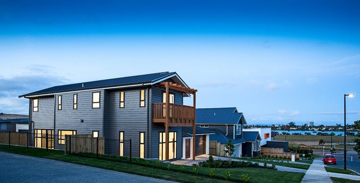 Weatherboard Exterior - Millwater