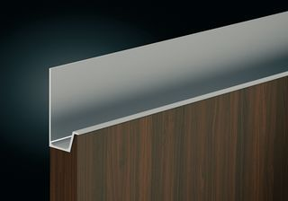 Häfele e@sy link Online Catalogue - Furniture Fittings - Furniture Handles, Wardrobe Hooks - Handle Profiles - 126.13.