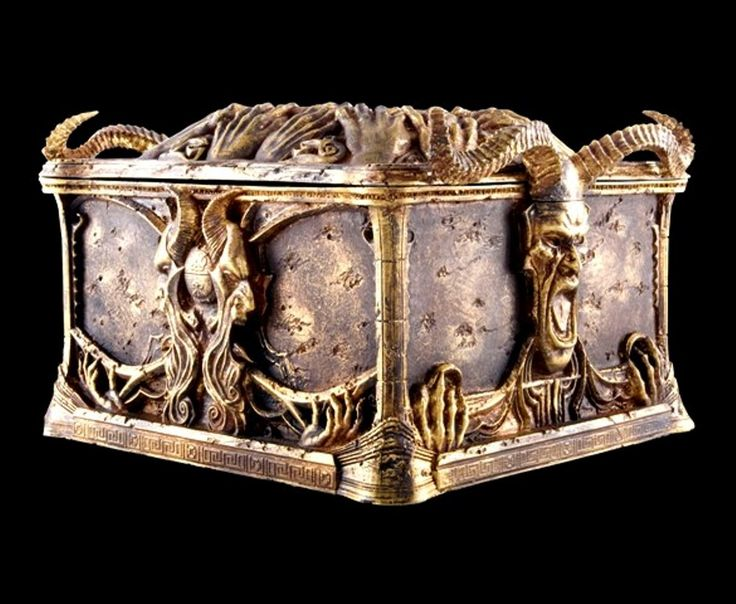 •♥• Pandora's Box | pandora s box was opened and darkness was release but there was hope ...