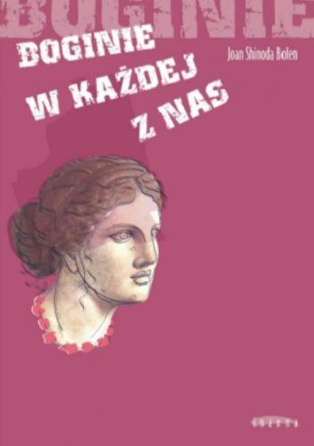 Okładka książki Boginie w każdej kobiecie