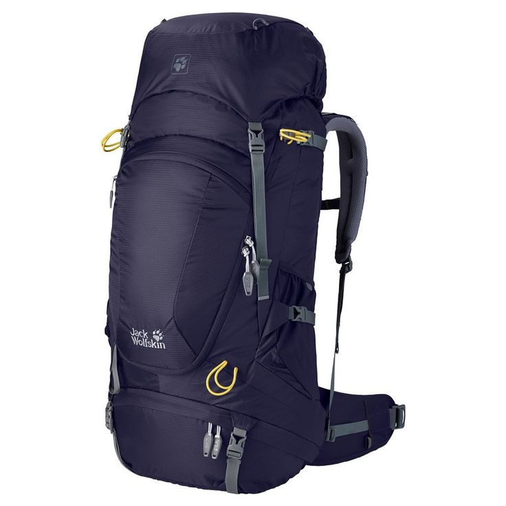 Jack Wolfskin Highland Trail XT 60 Technical Pack *** See this awesome image  : Hiking backpack