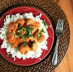 Slow Cooker Chicken Tikka Masala