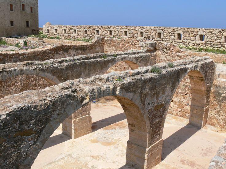 Venezianische Festung von Rethymnon