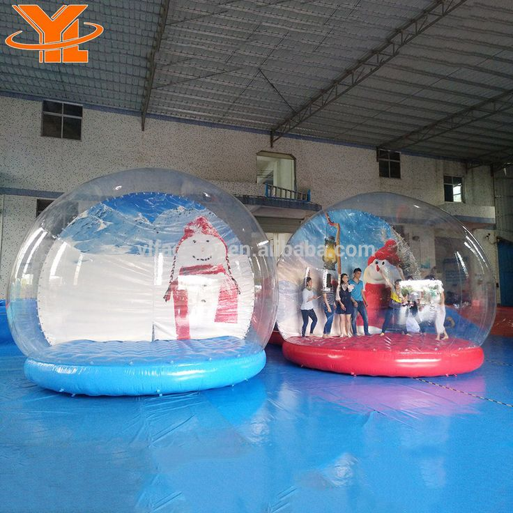 Inflatable Snow Globes, Advertising Inflatable Balls For Sale, Inflatable Bubble Tent House