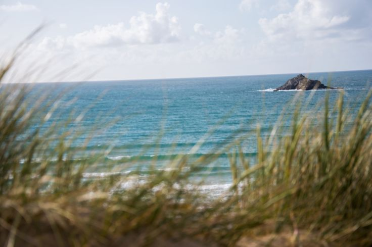 Maiden in Cornwall - Summer, is that you? - Crantock Beach