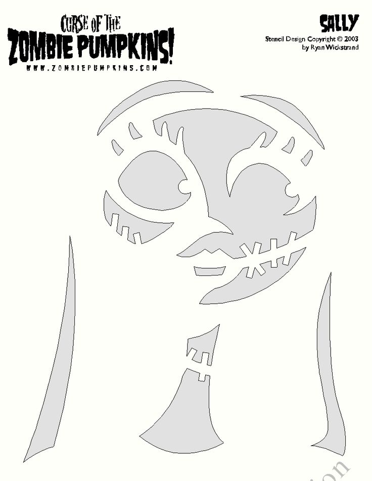 Google image result for http pumpkin for Pumpkin carving patterns printable jack skellington