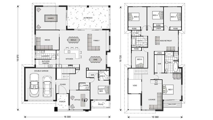 Hawthorn Prestige 471, Home Designs in ACT   G.J. Gardner Homes