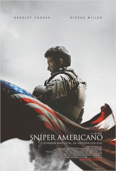 Sniper Americano : Poster