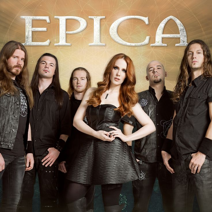 The dutch metal band Epica