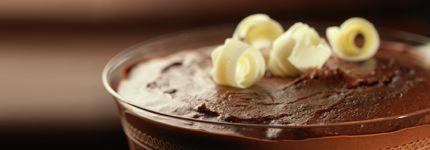 Mousse au chocolat - Lindt