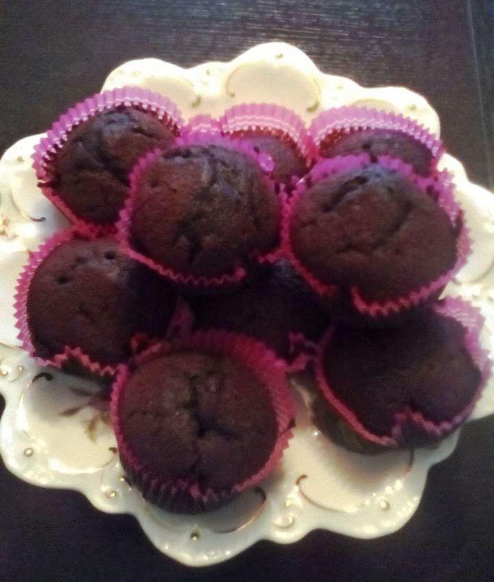 νηστισιμα muffins