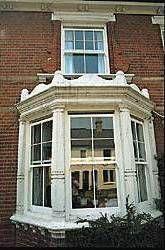 Double glazed sash windows London
