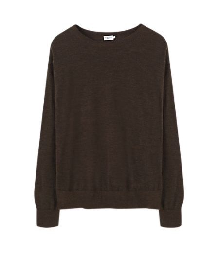 Sheer Knit Pullover - Knitwear - Woman - Filippa K