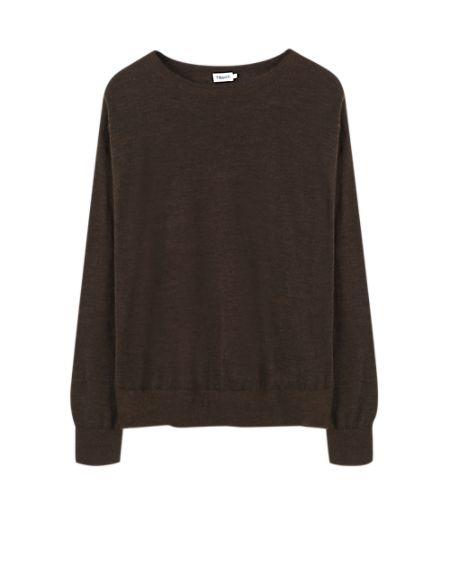 Sheer Knit Pullover - Knitwear - Woman - Filippa K
