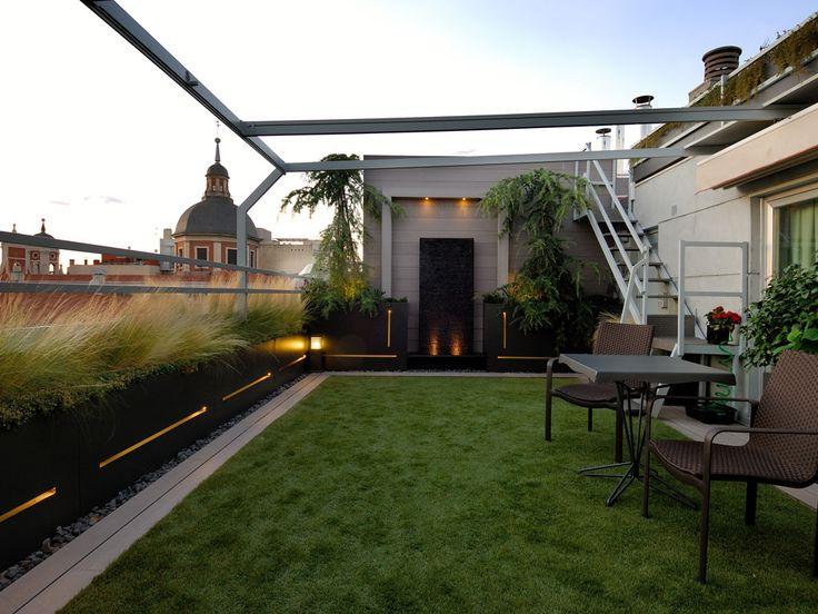 M s de 1000 ideas sobre c sped artificial en pinterest - Fuentes para terraza ...