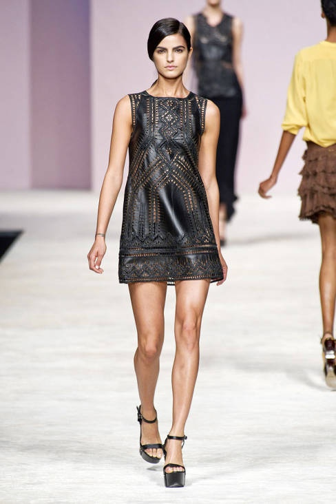 Ermanno Scervino: Milan, 2013 Rtw, Fashion, Style, Dress, Runway, Scervino Spring, Ermanno Scervino, Spring 2013