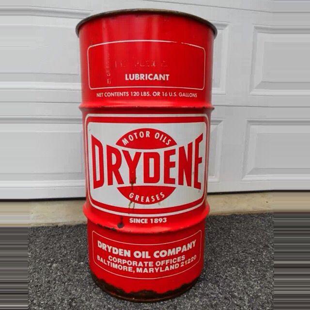 17 beste afbeeldingen over benzinepompen op pinterest for Motor oil by the drum