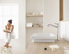 Pictures In Gallery Classic bathroom sink faucets from Hansgrohe