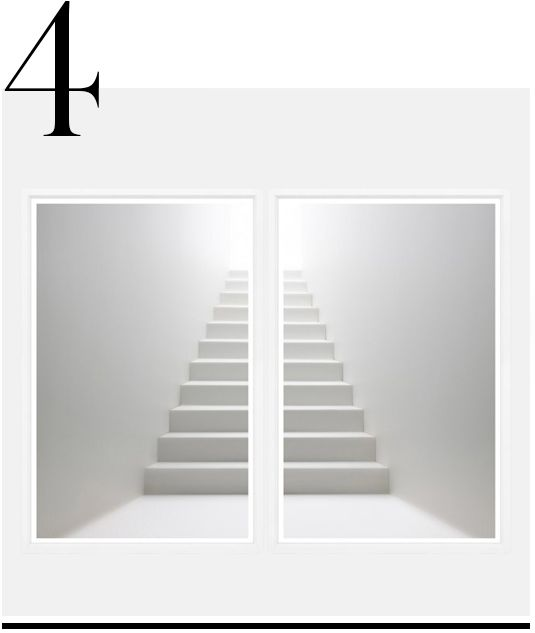 White-Stairs-William-Stafford-Gallery-home-improvement-ideas-white-home-decor-accessories