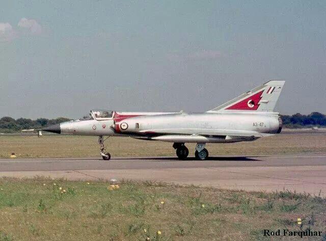 76 Sqn RAAF Mirage III