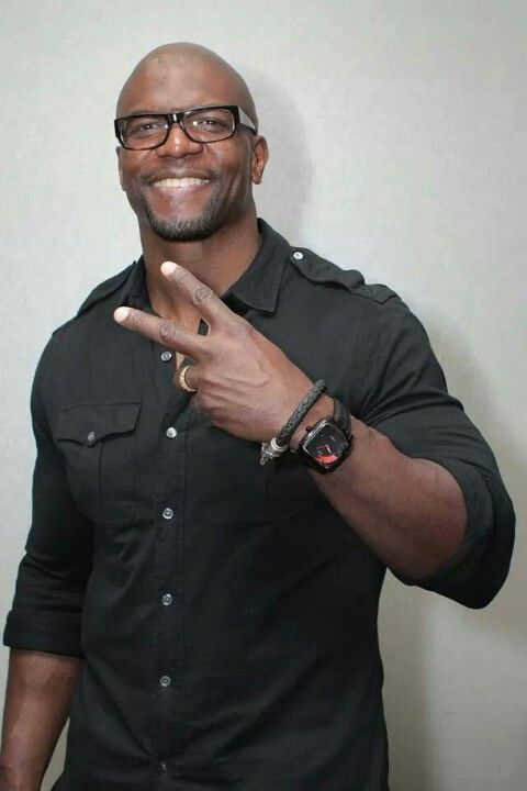 Terry Crews. Hilarious and so easy on the eyes. MARRY ME