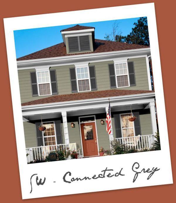 8 Best Th Main Paint Color Sw Canvas Tan Images On: 62 Best House Colors Images On Pinterest