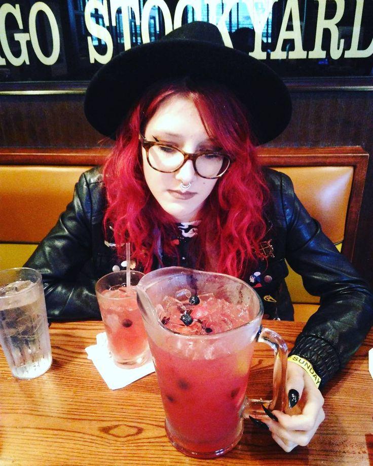 You have never seen regret until you've seen I accidentally ordered a pitcher regret.  #HollieHeartbreak #Girlfriend #Love #Alcohol #Drunk #Uno #DrunkGirls #Sad #Hammered #Alone #RockAndShock #Horror #HorrorConvention #HorrorCon #MermaidHair #RedHair #HorrorLife #Babysitting #Latergram #Twiztid #Famkid #MostastelessTour #PreGame #Weekend #BadChoices #Witch #Worcester #Palladium #518 #UpstateDeathCrew