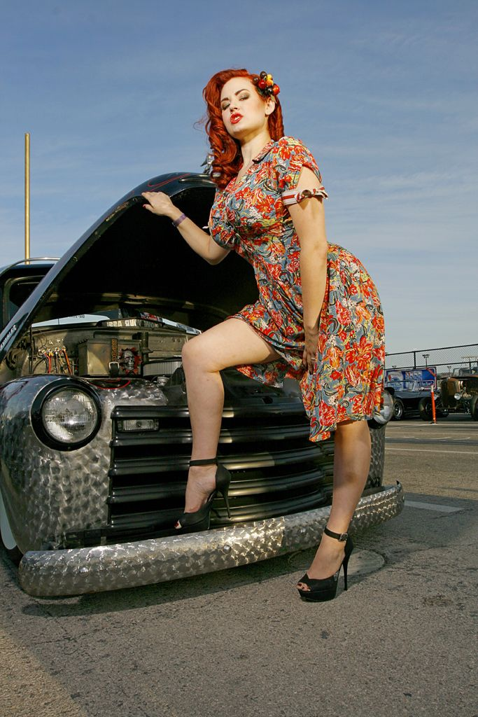 Rather apologise, Maggie hot rod model think, that