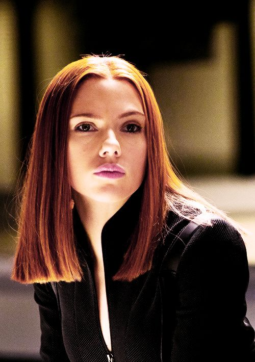 how to get black widow hair