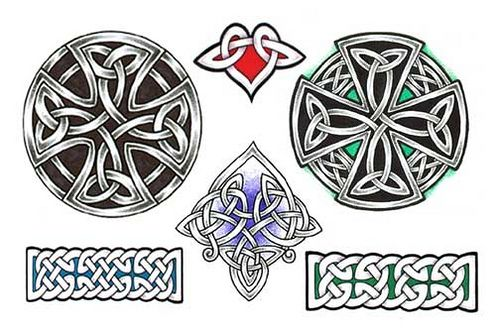 celtic tattoo designs | Celtic Knot Tattoos - Designs, Ideas & Meaning