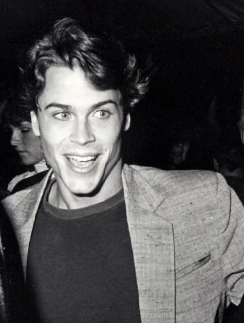 Rob Lowe Young | young rob lowe | Tumblr