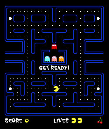 Pac-Man ; I lovedplaying this but it was hard for me to do cause to find it not being played at my house was near impossible with 2 children, 5 foster boys and all the friends or neighborhood kids.