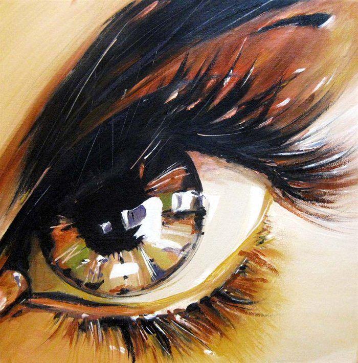 Love Artwork with eyes :)