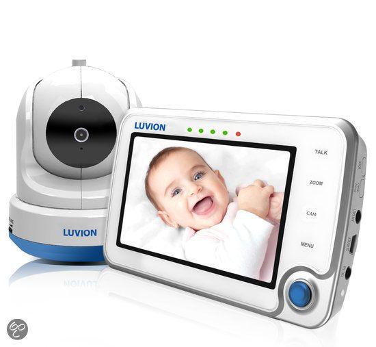 Luvion Supreme Connect Babyfoon Met Camera