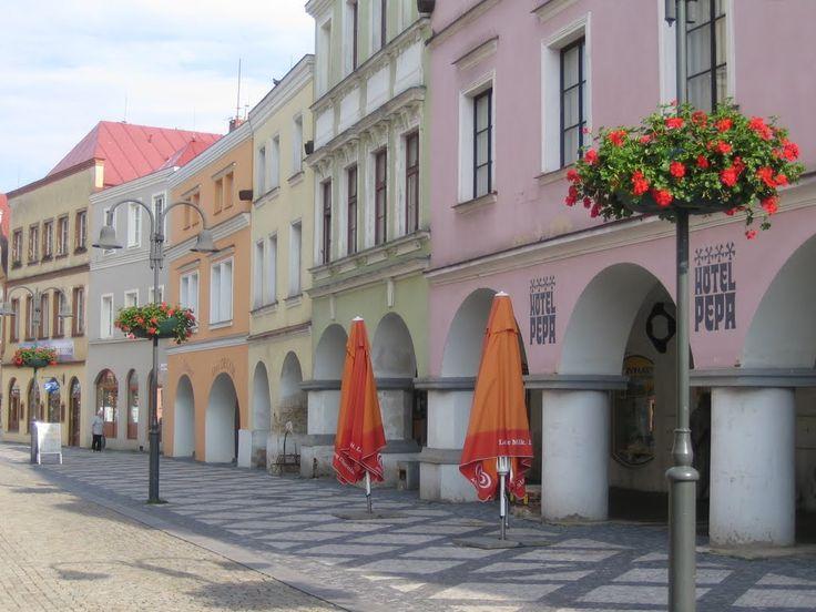 Innenstadt Krnov