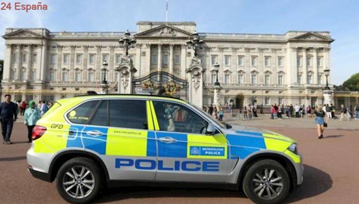 Detienen a un segundo hombre por el ataque ante el Palacio de Buckingham