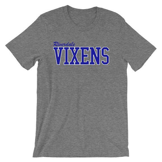 Riverdale Vixens Shirt Riverdale High School Football Riverdale Jughead Jones Betty Cooper Veronica Lodge Shirt Archie Comics Archie Andrews by 25VintagePlace