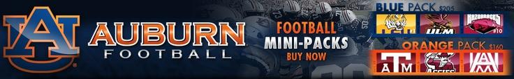 Auburn Football - Auburn University Official Athletic Site