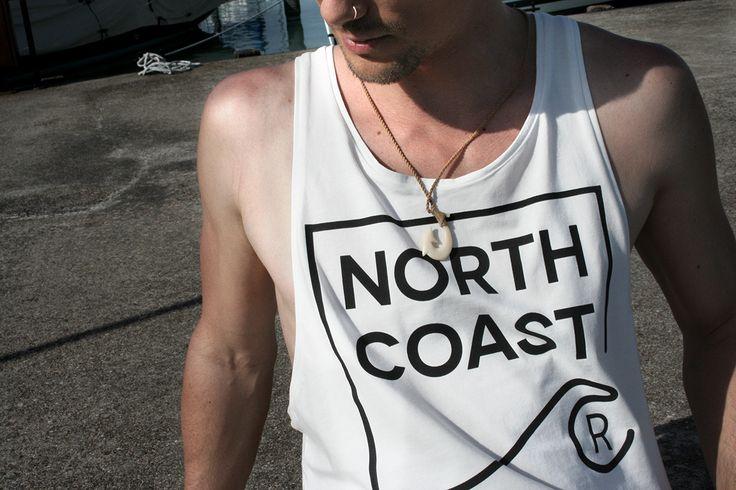 NORTH COAST tank top