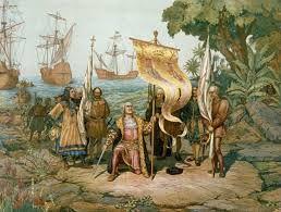 11 – Cristóbal Colón navegó hasta Canarias y luego hacia el oeste, alcanzando la isla de Guanahani (San Salvador, en las Bahamas) el 12 de octubre de 1492.