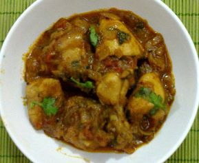 How to Make Easy and Quick Balti Chicken in Urdu - English