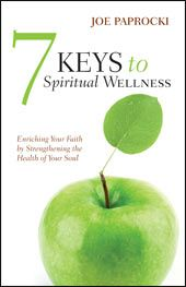 """Repin """"7 Keys to Spiritual Wellness"""" for a chance to win the book in our Christmas Gift Guide Giveaway! Tag your pin with @loyolapress and #ChristmasBookList."""
