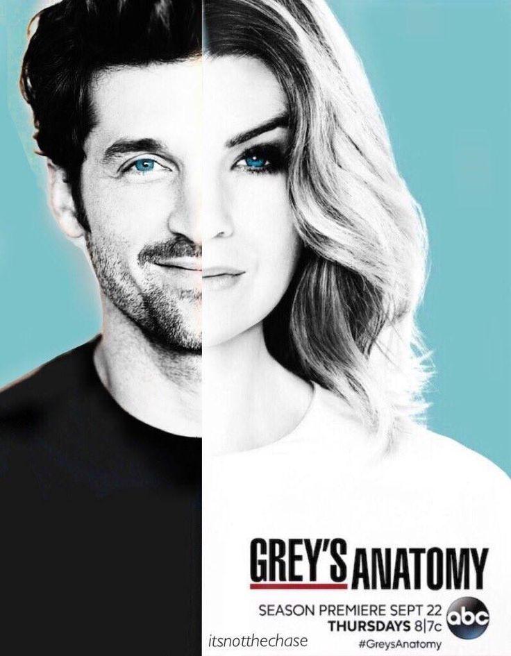 derek sheperd - grey's anatomy 13