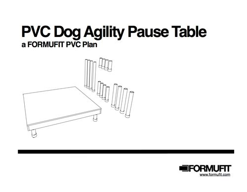 how to make akc agility equipment